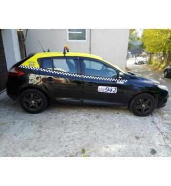 Husa auto dedicate Renault...