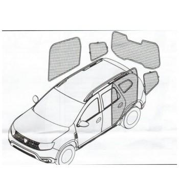 Perdele interior Dacia...